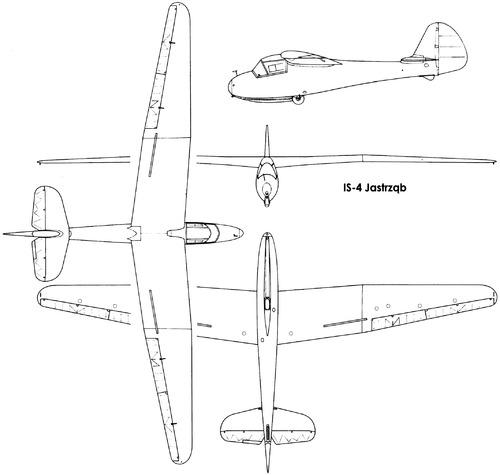 IS-4 Jastrzab
