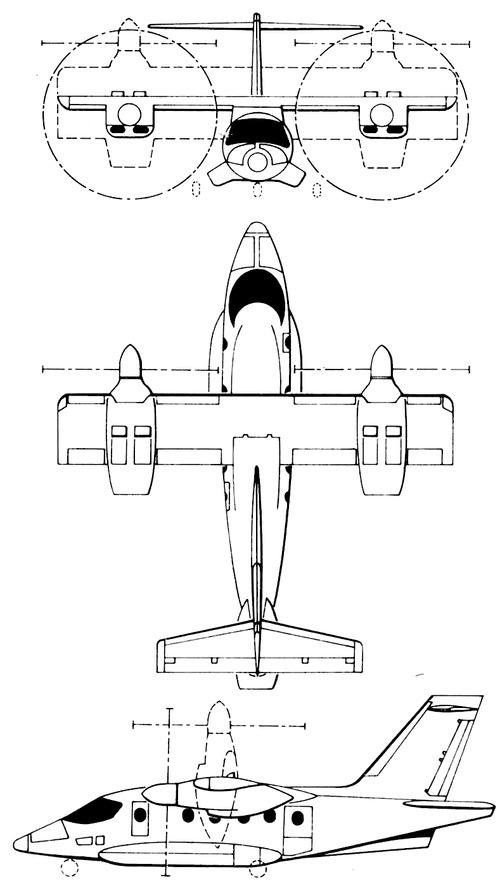 Ishida TW-68 Tiltwing