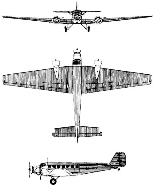 Junkers Ju 52-3M