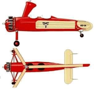 Kellet YG-1A Autogyro