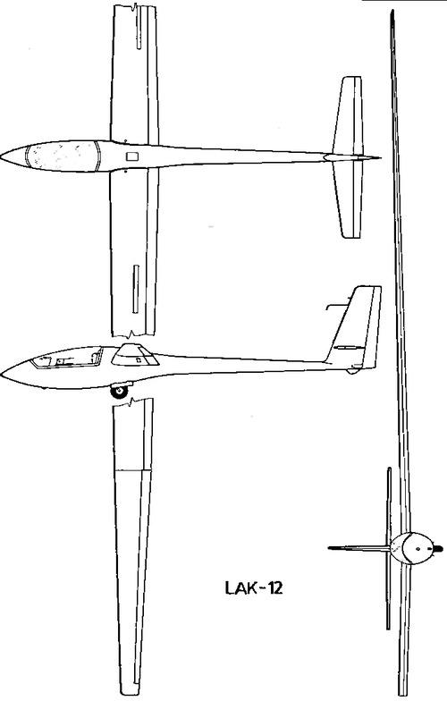 LAK-12 Lietuva