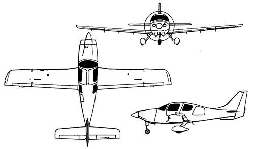 Lancair Columbia 400