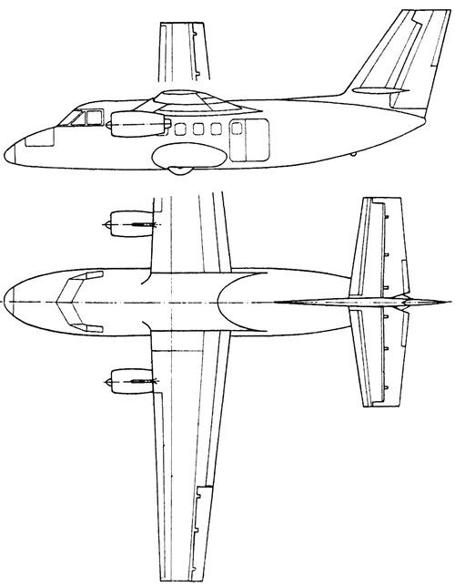 Let L-410 Jet