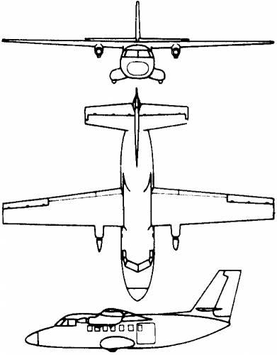 Let L-410 Turbolet (Czech) (1969)