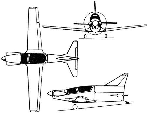 Mace-Trefethen M-102 Scorchy