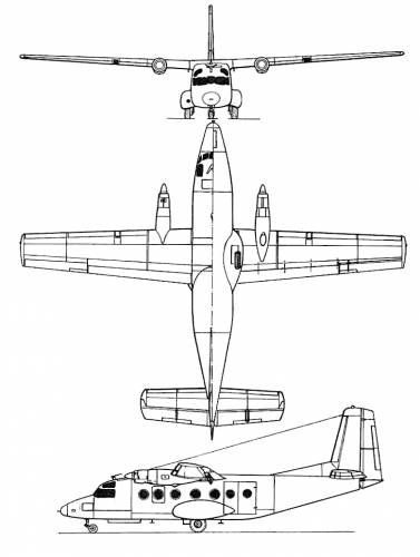 Max Holste MH-260 Super Broussard