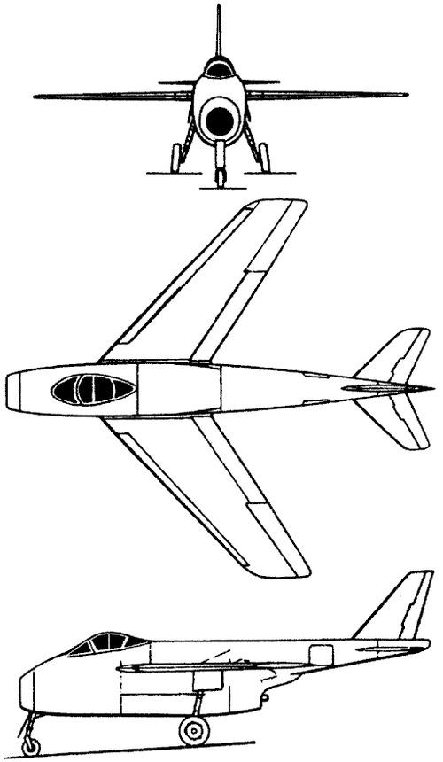 Messerschmitt P-1101