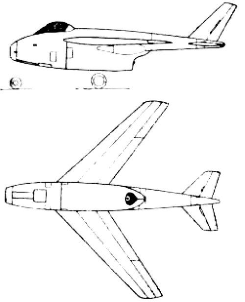 Messerschmitt P.1101
