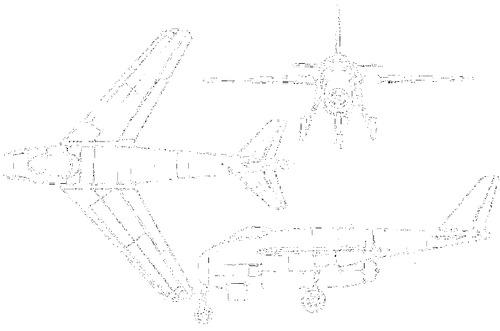 Messerschmitt P.1101V1