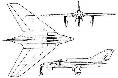 Messerschmitt P.1111