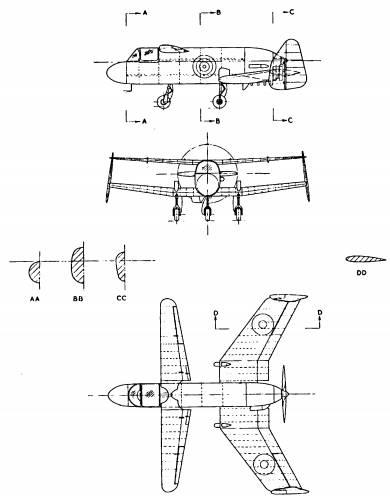 Miles M.35