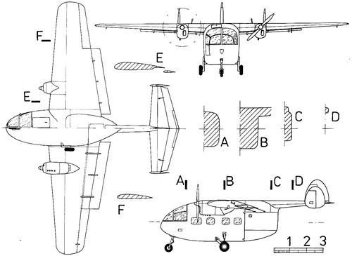 Miles M.57 Aerovan