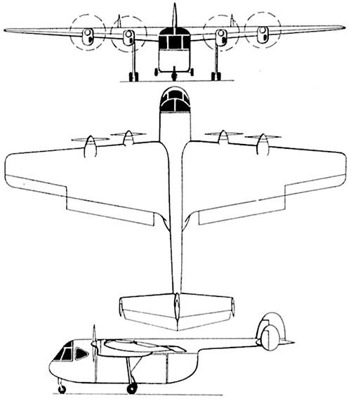Miles M.68 Boxcar