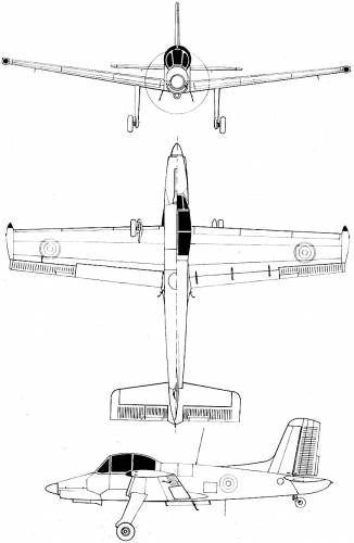 Morane-Saulnier MS-1500 Epervier