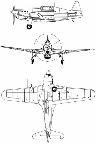 Morane-Saulnier MS-406 C1