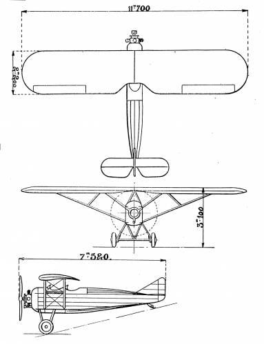 Morane-Saulnier MS-50