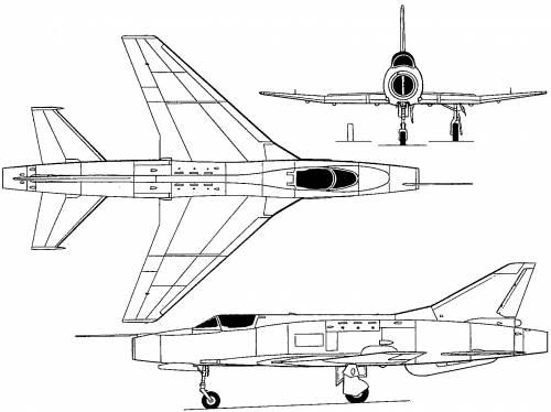 Nanchang (NAMC) J-12 (China) (1970)