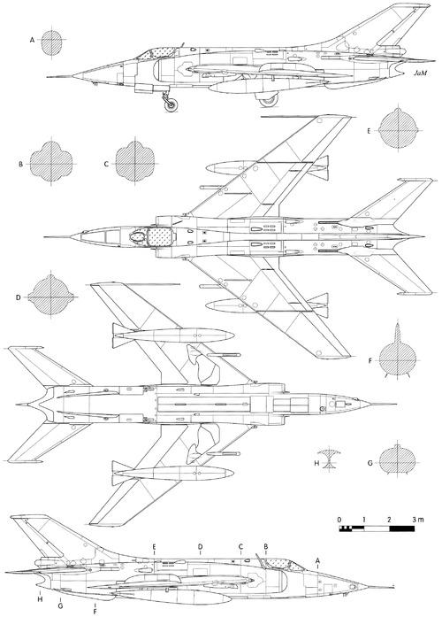 Nanchang Q-5A Fantan