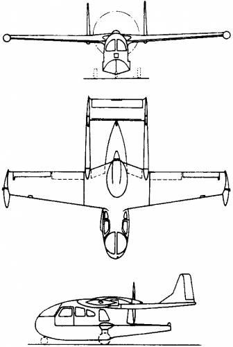 Nardi FN.333 (Italy) (1952)