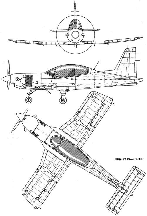 NDN-1T Turbo-Firecracker