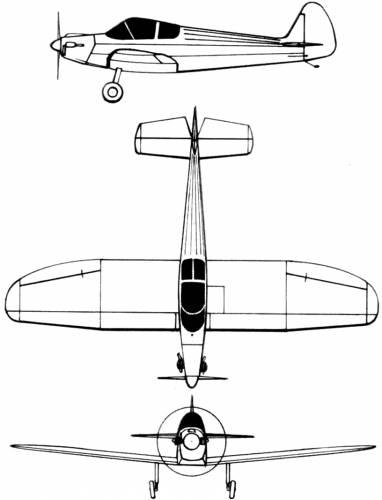 Nicollier HN-433 Menestrel
