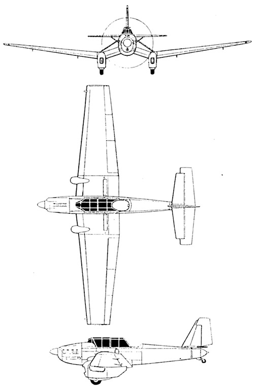 Nieuport Ni-140