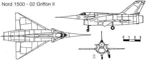 Nord 1500-02 Griffon II