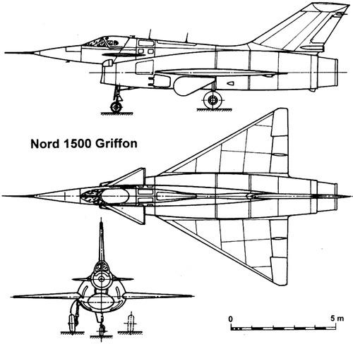 Nord 1500 Griffon