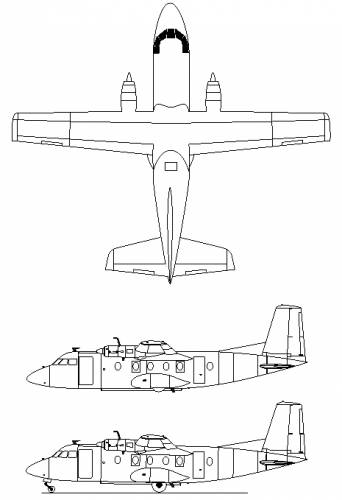Nord Aviation 262