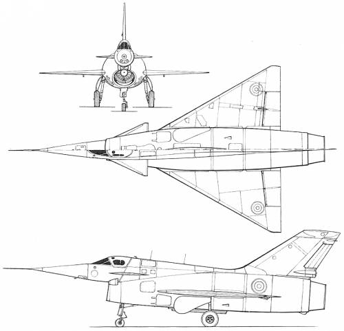 Nord Aviation Nord-1500 Griffon