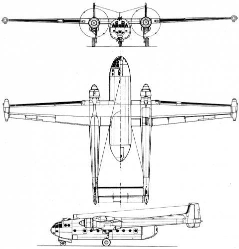 Nord Aviation Nord-2502 Noratlas