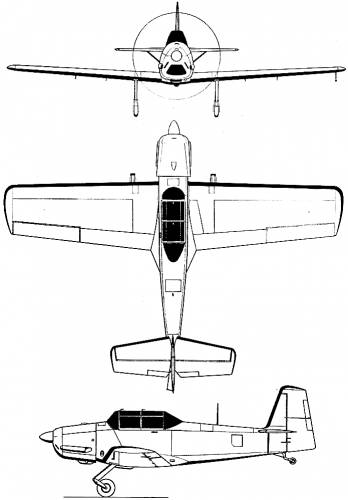 Nord Aviation Nord 3200