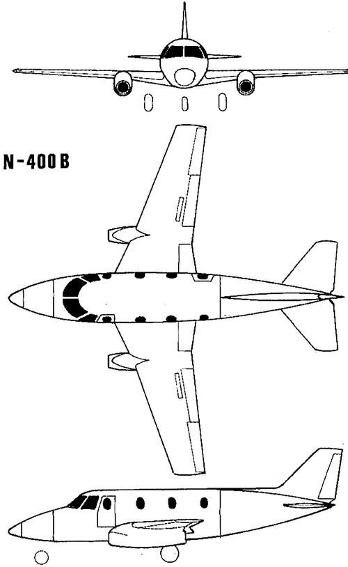 Nord N-400B