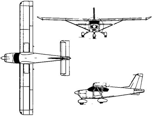 Norman NAC-1 Freelance (BN-3 Nymph)