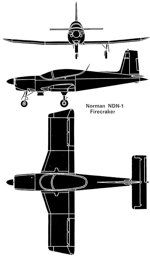 Norman NDN-1 Firecraker