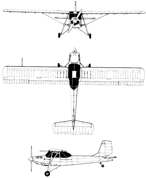 Orlican Aero L-60 Brigadyr