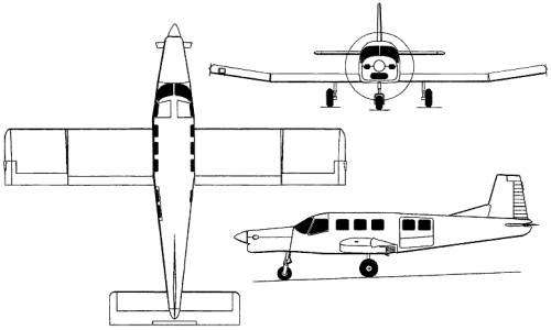 PAC 750XL (New Zealand) (2001)