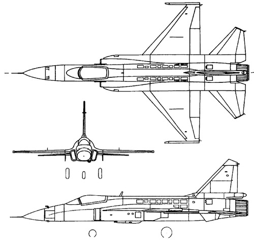 PAC JF-17 Thunder CAC FC-1 Xiaolong
