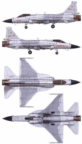 PLA FC-1