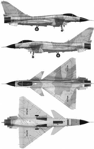 PLA J-10 Vigorous Dragon