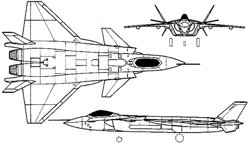 PLAAF Chengdu J-20 Black Eagle