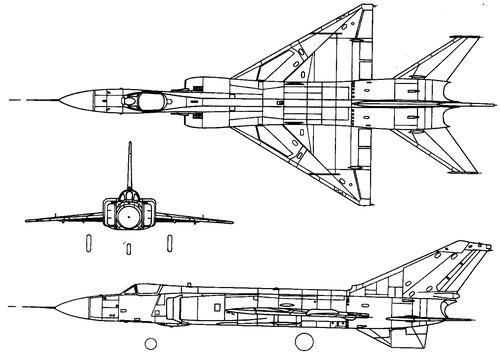 PLAAF J-8-1