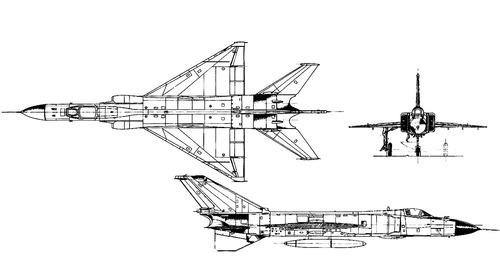 PLAAF Shenyang J-8 II