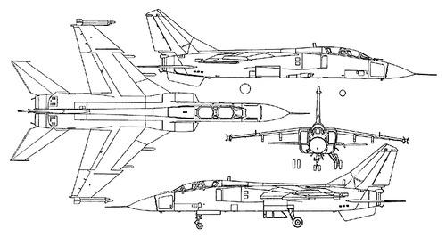 PLAAF Xian JH-7 Flying Leopard