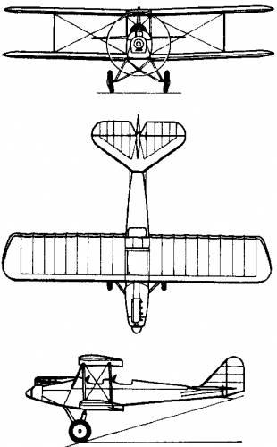 PZL 5 (Poland) (1928)