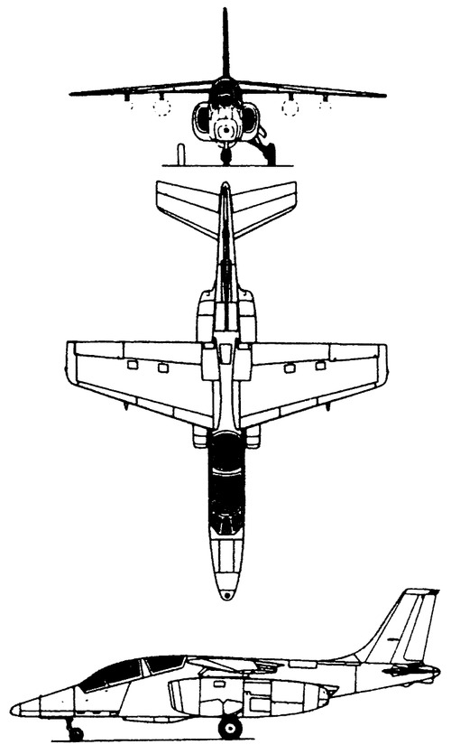PZL I-22 Iryda M-93-K