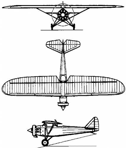 PZL L-2 (Poland) (1929)
