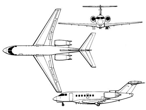 RAC Hawker 4000 Horizon