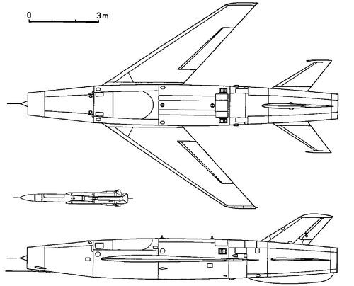 Raduga Kh-20m AS-3 Kangaroo