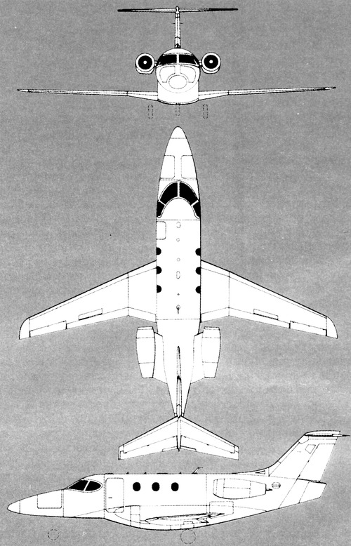 Raytheon 390 Premier IA (Beechcraft Premier I)